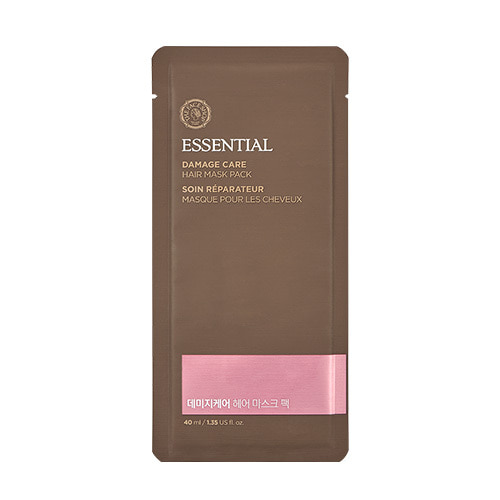 The FACE Shop Essential Damage Care Hair Mask Pack 40ml