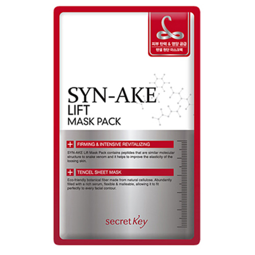 secretKey SYN-AKE Lift Mask Pack 10ea