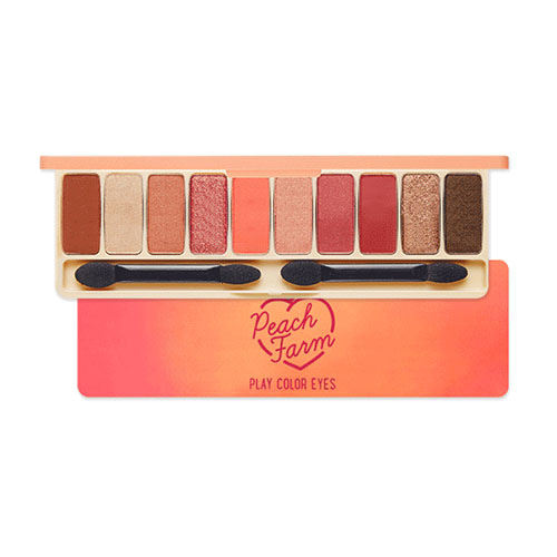 ETUDE HOUSE Play Color Eyes Peach Farm