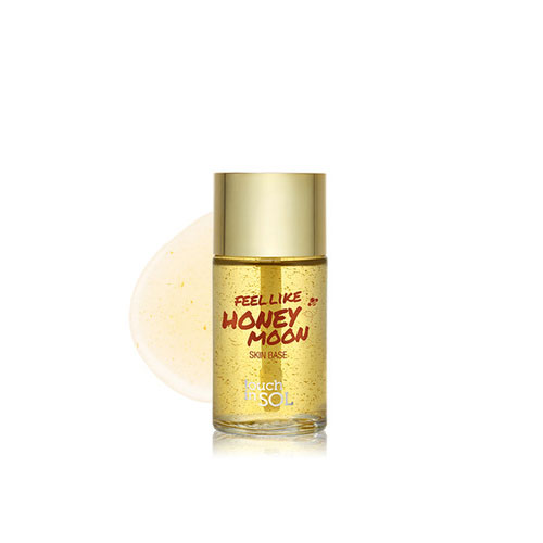 touch in SOL Feel Like Honey Moon Skin base 32g