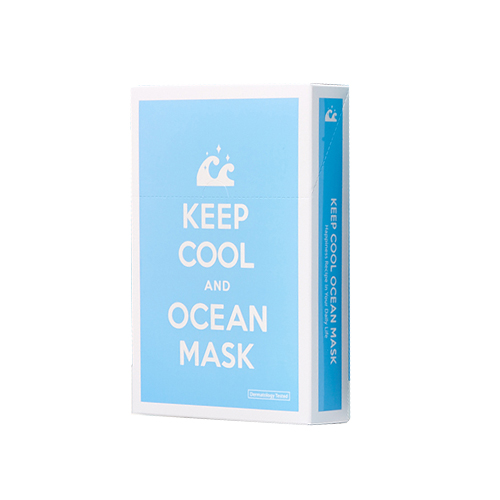KEEP COOL Ocean Intensive Hydrating Mask 10ea