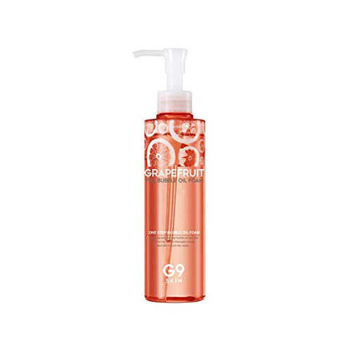 G9SKIN Grapefruit Vita Bubble Oil Foam 210g