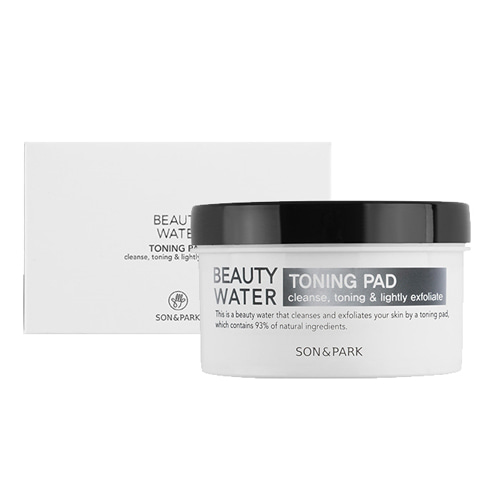 SON&PARK Beauty Water Toning Pad 50ea