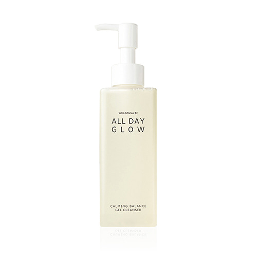 ALL DAY GLOW Calming Balance Gel Cleanser 200ml