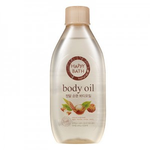 HAPPYBATH Body Oil 250ml (real pure type)
