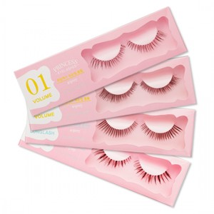 Etude House Princess Eyelashes 4 types (normal volume/long)
