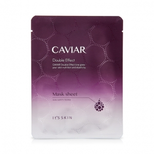It's skin Caviar Double Effect Mask Sheet 1ea(22ml)