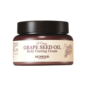 SkinFood Grape Seed Oil Coating Body Cream 225ml
