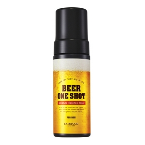 SkinFood Beer One Shot Moisture Essence Toner for Men 155ml