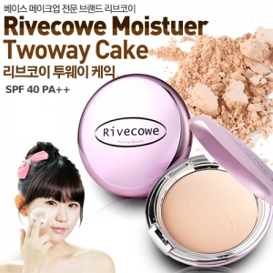 Rivecowe Moisture Twoway Cake 12g