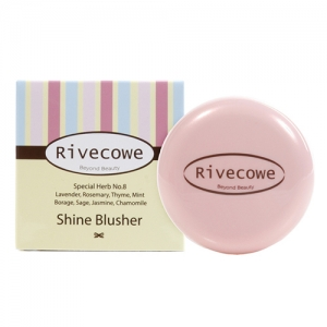 Rivecowe Shine Blusher 7g
