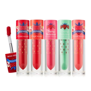 Etude House Berry Delicious Color In Liquid Lips Juicy 3.5g