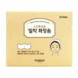 SkinFood Tight Tissues for Skin Pack 60ea