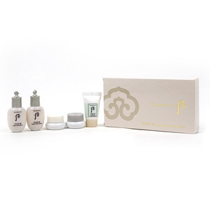 The History of Whoo Radiant White 5pcs Special Gift Kit
