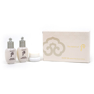 [Sample Kit] The History of Whoo Radiant White 3pcs Special Gift kit