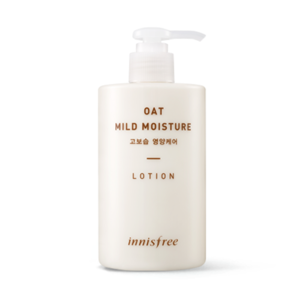 Innisfree Oat Mild Moisture All In One Lotion Big Size 320ml
