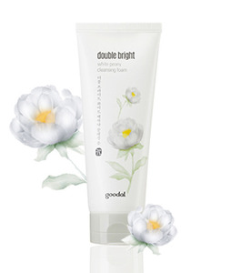 goodal Double Bright White Peony Cleansing Foam 170ml