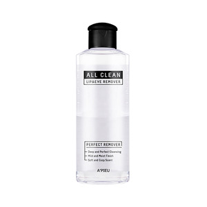 A'PIEU All Clean Lip & Eye Remover White Lily