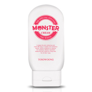 TOSOWOONG Monster Cream The White 100g