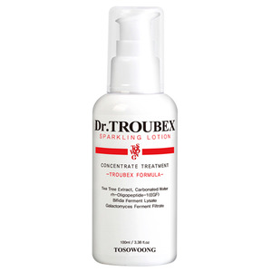 TOSOWOONG Dr. Troubex Sparkling Lotion 100ml