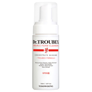 TOSOWOONG Dr. Troubex Trouble Foam Cleansing 150ml
