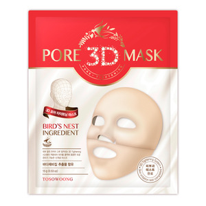 TOSOWOONG 3D Pore Tightening Mask 5sheets