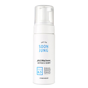 Etude House Soon Jung pH 6.5 Whip Cleanser 150ml