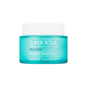 Missha Super Aqua Oil Clear Gel Cream 70ml