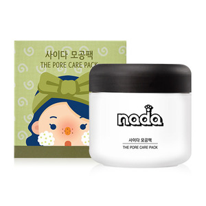 nada SODA THE PORE CARE PACK 50g