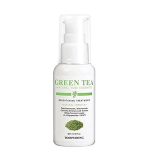 TOSOWOONG Green Tea Eco Brightening Essence [Dual-functional in Whitening and Anti-Wrinkle]