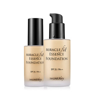 secretKey Miracle Fit Essence Foundation 30ml