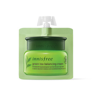 Innisfree Green Tea Balancing Cream 5ml