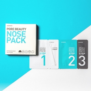 SKINMISO Pore Beauty Nose Pack 10ea