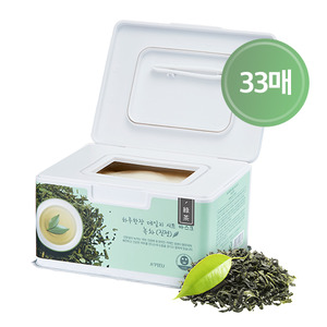 A'PIEU Daily Sheet Mask Green Tea 33ea