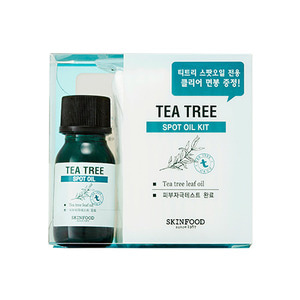 SkinFood Tea Tree Spot Oil Kit