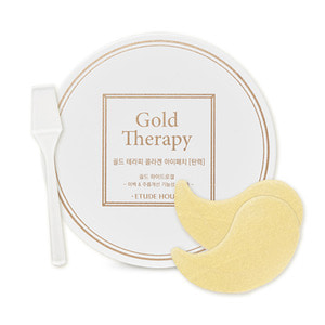 Etude House Gold Therapy Eye Patch 60ea