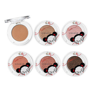 KARADIUM PUCCA LOVE EDITION SHINE EYE SHADOW 1.6g