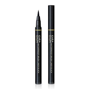 KARADIUM WATERPROOF BRUSH LINER BLACK 0.7g