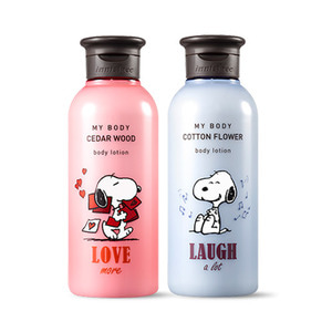innisfree Snoopy LTD My Body Body Lotion 300ml