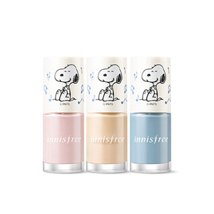 innisfree Snoopy LTD Real Color Nail 6ml