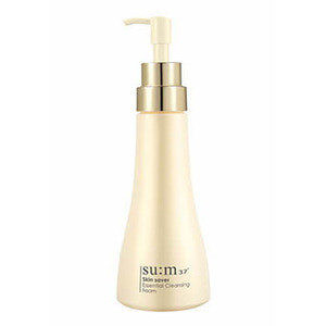 su:m37 Skin Saver Essential Cleansing Foam 250ml
