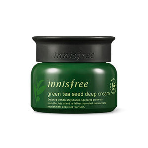 innisfree Green Tea Seed Deep Cream 50ml
