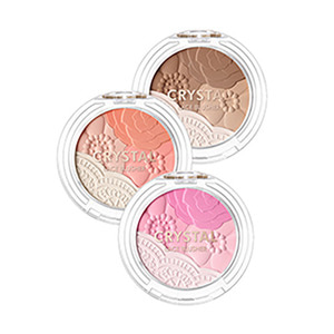 TONYMOLY Fabric Collection Crystal Lace Blusher