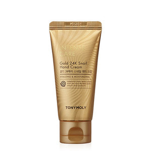 TONYMOLY Intense Care Gold 24K Snail Hand Cream 60ml