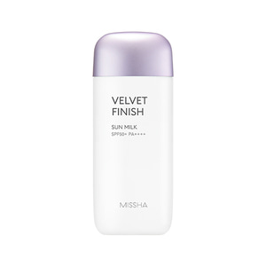 MISSHA All-around Safe Block Velvet Finish Sun Milk SPF50+ PA++++ 70ml