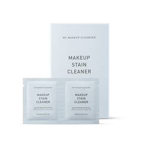 innisfree My Makeup Cleanser Makeup Stain Cleaner 30ea