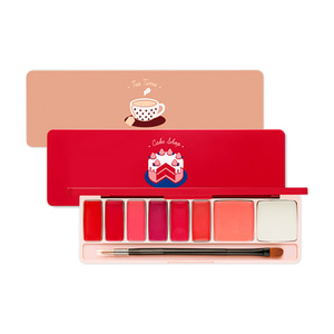 ETUDE HOUSE Color Lip & Cheek Palette 5.6g