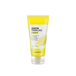 secretKey Lemon Sparkling Peeling Gel 120ml