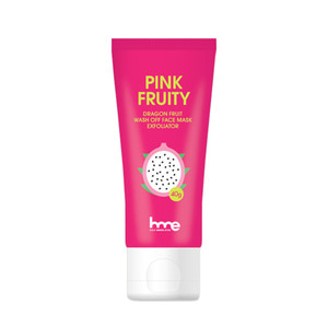 HALF MOON EYES Pink Fruity Wash Off Pack 40g