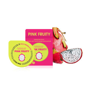 HALF MOON EYES Pink Fruity 1ea